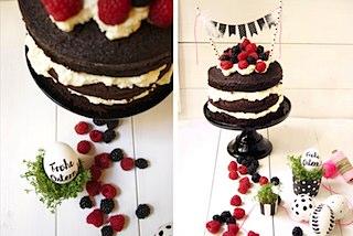 Schokoladenkuchen Blog Vernissage sophiagaleria