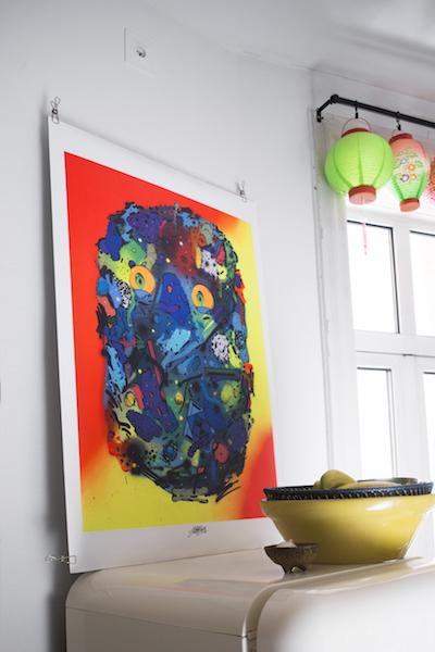 Ikea Poster Art Event