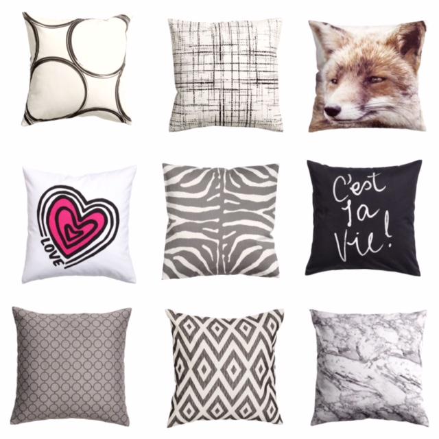 kissen hm sophiagaleria sophiagaleria. Black Bedroom Furniture Sets. Home Design Ideas