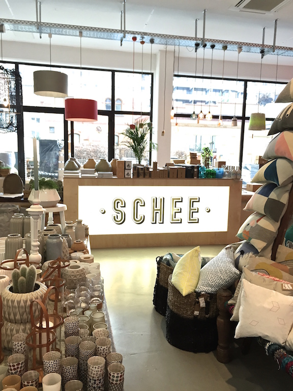 Schee Gedrucktes in Köln