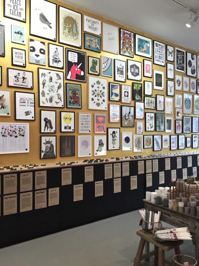 Schee Bilder Galerie Interior