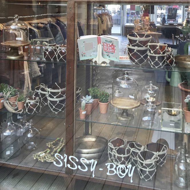 sissyboyhomeland maastricht sophiagaleria shopping
