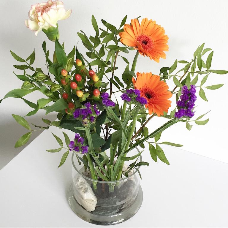 Flower Ikebana sophiagaleria