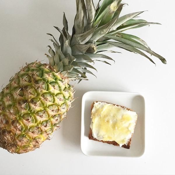 Ananas Marmelade DIY sophiagaleria