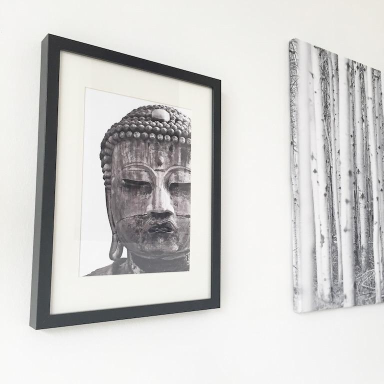 Great Buddha of Kamakura Wanddeko sophiagaleria