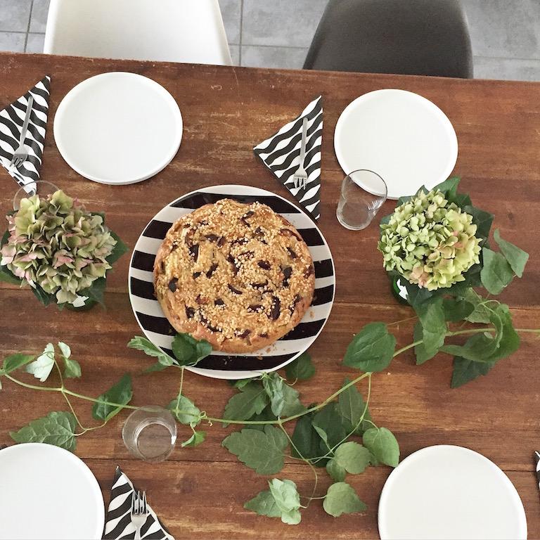 herbstliche Tischdeko DIY sophiagaleria