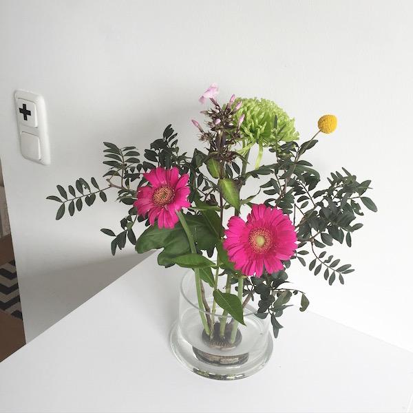 Freestyle Ikebana Flower Power sophiagaleria