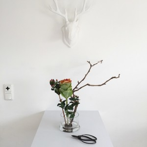 Freestyle Ikebana Flower Power sophiagaleria