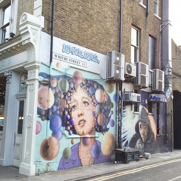 Shoreditch London sophiagaleria