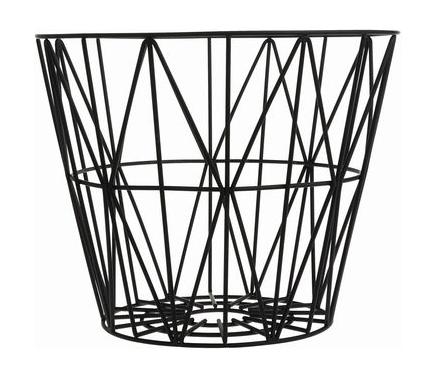 Ferm Living Wire basket sophiagaleria