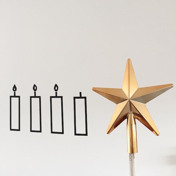 Weihnachtsdeko Advent sophiagaleria Ikea