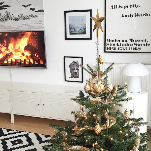 weihnachtliche deko zauberei mit ikea sophiagaleria. Black Bedroom Furniture Sets. Home Design Ideas