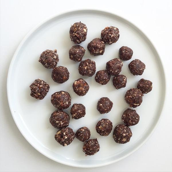 Snack Balls