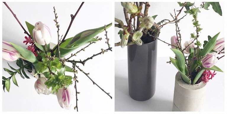 Vasen Blumen Dekoration sophiagaleria