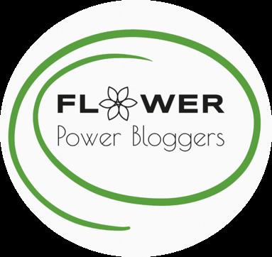 Flower Power Bloggers Mitmach Badge