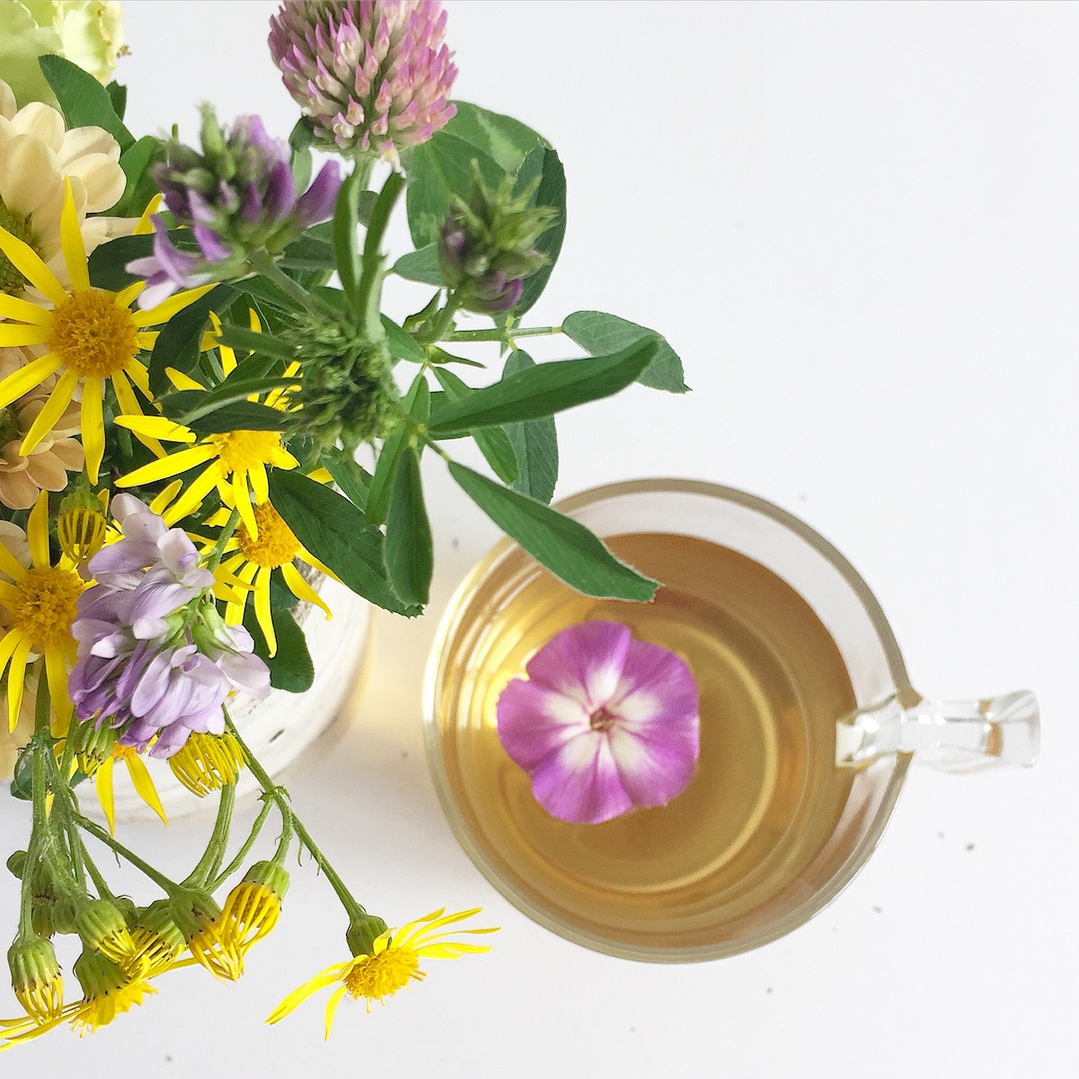 goodme beauty tea blumen sophiagaleria