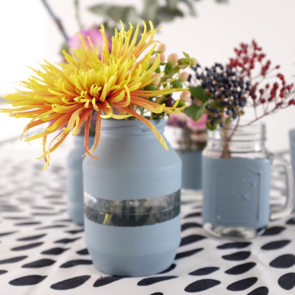 sophiagaleria-diy-vase-mit-wandfarbe