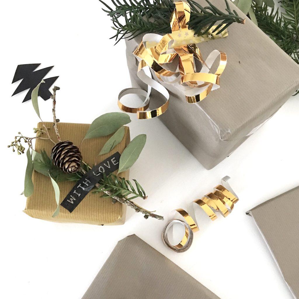 Geschenk Verpackungsideen sophiagaleria