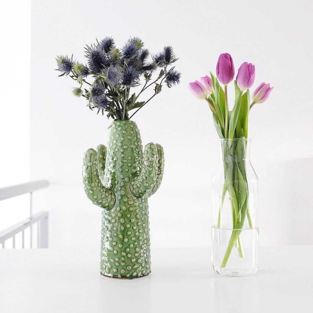 top 5 blumen styling 5 x verschiedene vasen deko f r. Black Bedroom Furniture Sets. Home Design Ideas