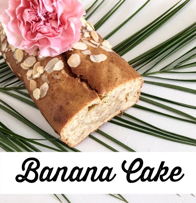 Banana Cake Dinkel sophiagaleria