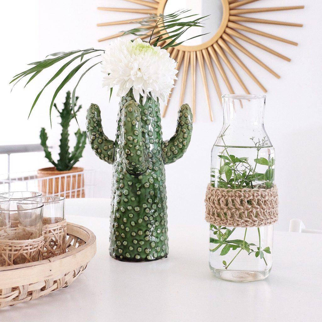 diy boho style flaschen deko sophiagaleria. Black Bedroom Furniture Sets. Home Design Ideas