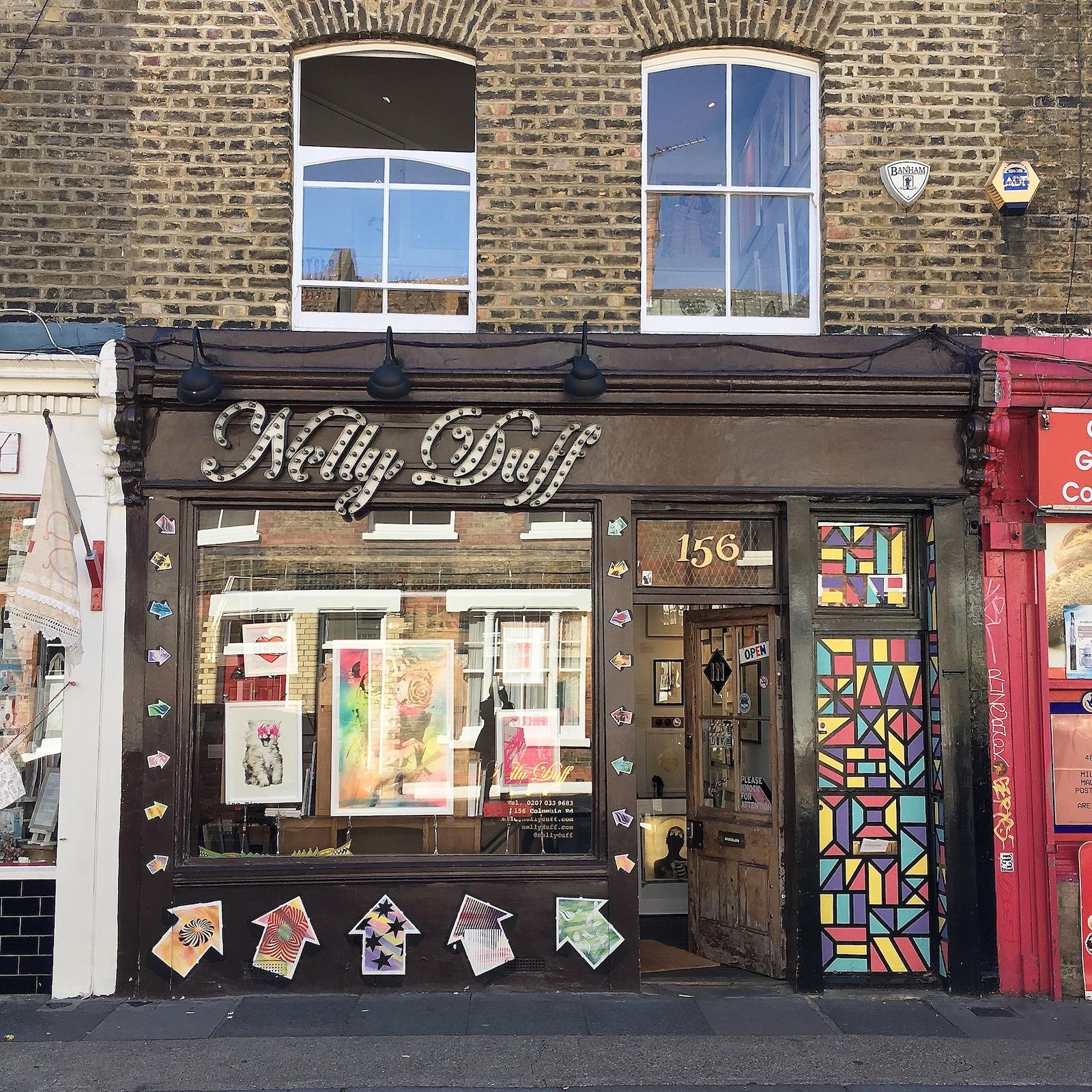 coole wanddeko kunstgalerie nelly duff in london sophiagaleria. Black Bedroom Furniture Sets. Home Design Ideas