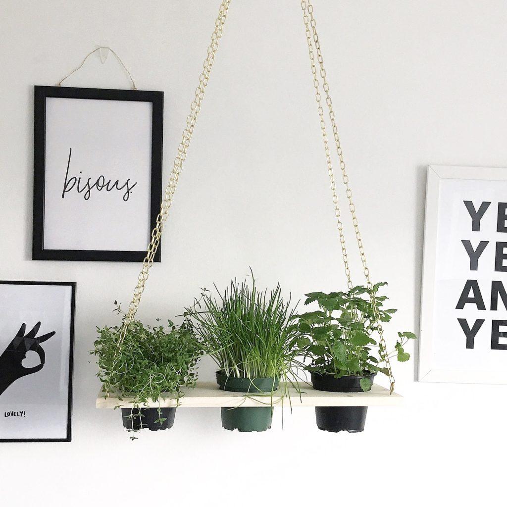 diy h ngende kr utert pfe inkl step by step anleitung sophiagaleria. Black Bedroom Furniture Sets. Home Design Ideas