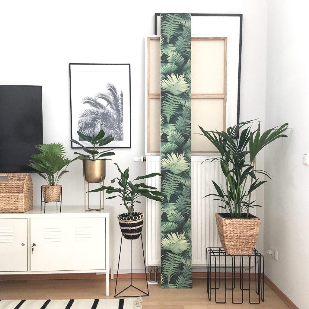 Tapeten, Green Living, Wand Dekoration, DIYu2026. Ja, Bitte! Genau Was Ich  Liebe. Und In Die Wunderschöne Grüne Farn Vliestapete Aus Der Neuen  Kollektion B.b ...