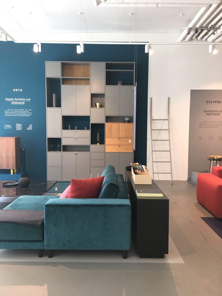 Faire Individuelle Möbel In Reduziertem Look Besuch Im Mycs