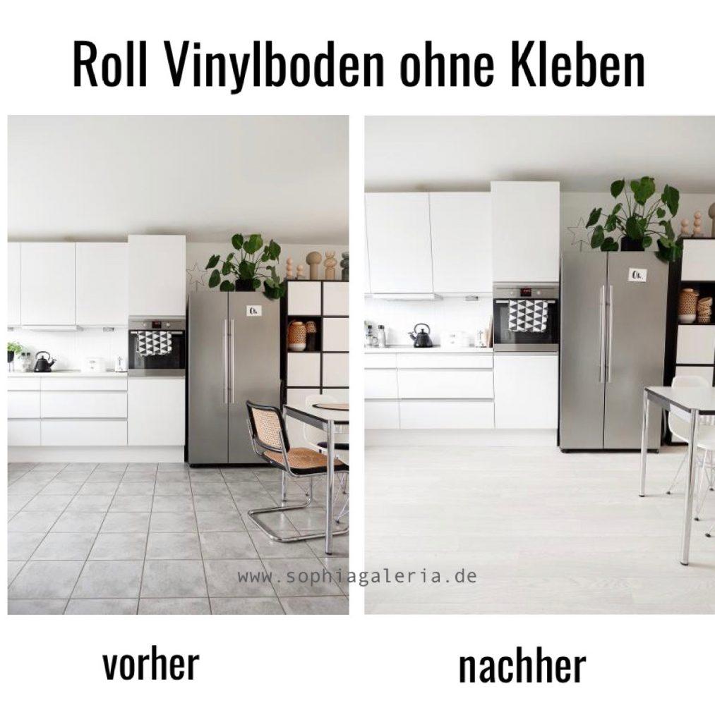 Neuer Vinyl Kuchenboden Ausrollen Fertig Sophiagaleria
