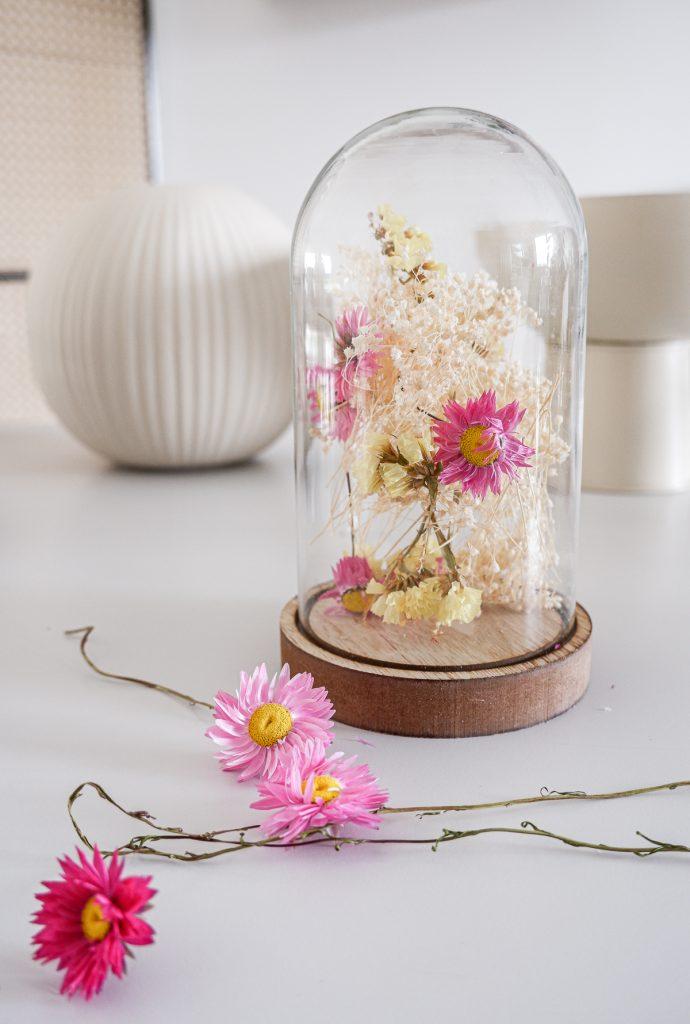 Trockenblumen Deko