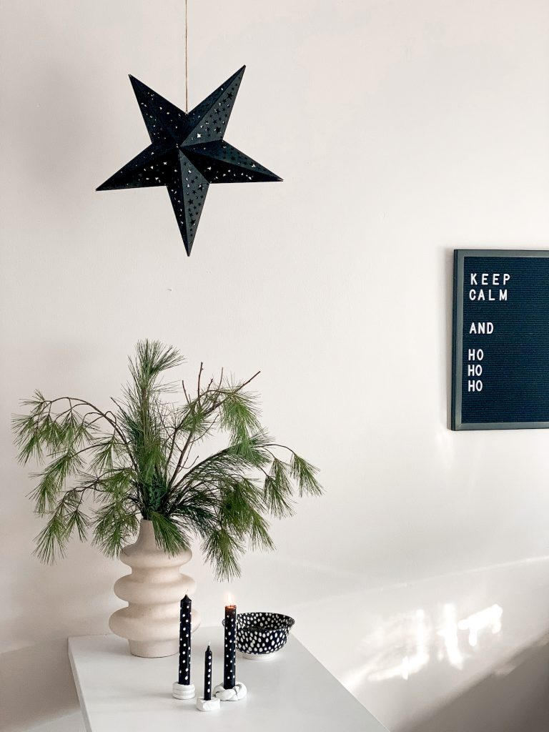 DIY Punkte Kerzen DIY polka dot candles