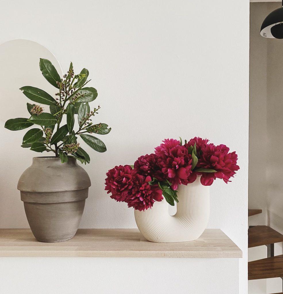 DIY Terracotta Vase sophiagaleria