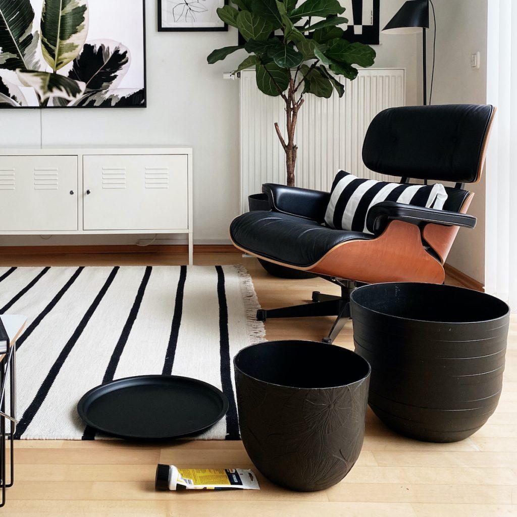 DIY Side Table sophiagaleria