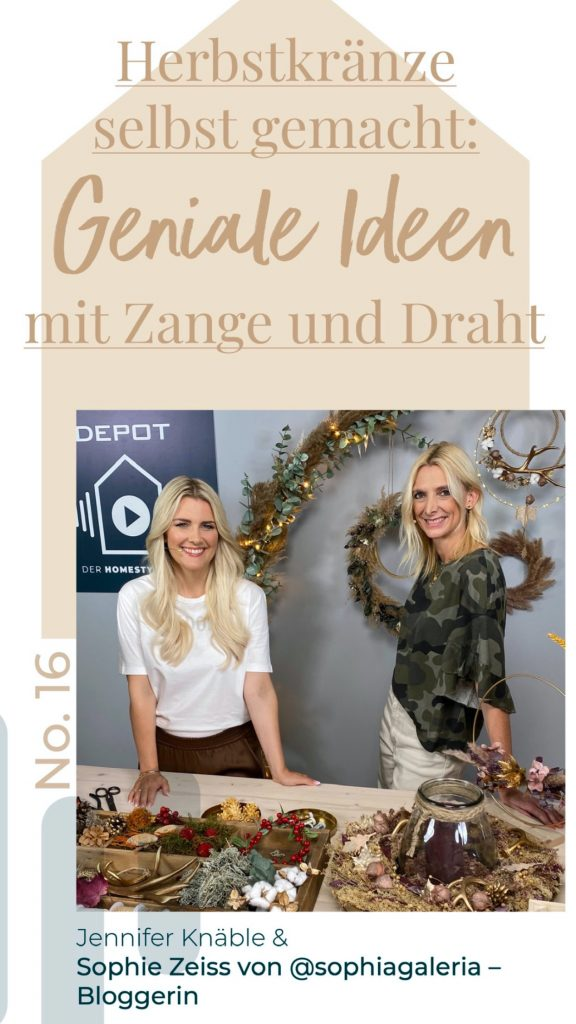 Herbstkranz DIY Depot Homestyletalk mit sophiagaleria