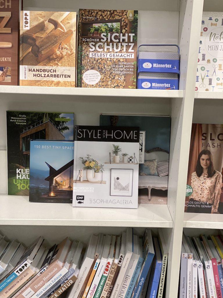 Style your home mit sophiagaleria DIY und Deko Buch